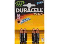 Duracel  AAA mikro elem