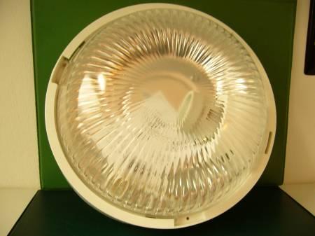 Üvegburás lámpa