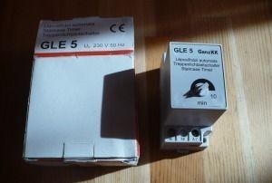 Ganz GLE-5 lépcsőházi automata