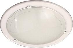 Rába UFO mennyezeti lámpa Opál üveggel