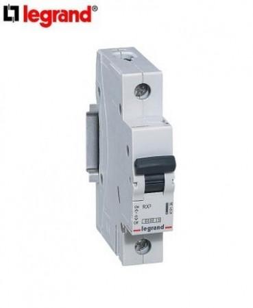 Legrand 419206 RX3 1p C40 kismegszakító