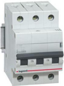 Legrand 419237 RX3 3p C25A kismegszakító