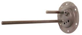 Hajdú bojler zárófedél utángyártott