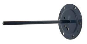 Hajdú K új típusú bojler zárófedél eredeti