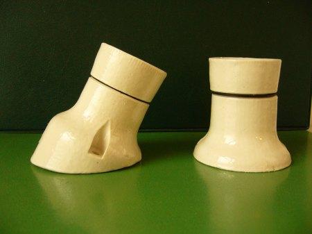 Norris porcelán foglalat