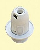 Lámpafoglalat E14 csillár, fehér