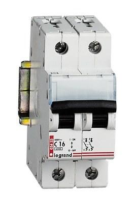 Legrand RX 419224  2p C16A kismegszakító