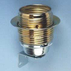 Lámpafoglalat E27 csillár, fém