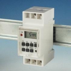 Időkapcsoló, digitális DIN sínre  (ANCO)321221