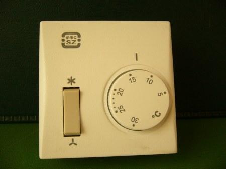 MMG termosztát PT104 hőtárolóskályhához