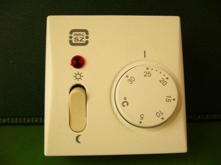 MMG termosztát PT102 cirkóhoz